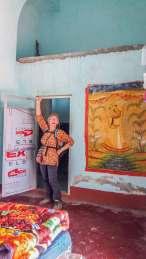 Une des chambres du Haveli Elephant Stable