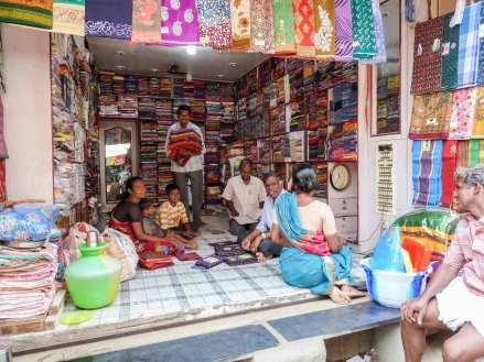 Magasin de Madurai