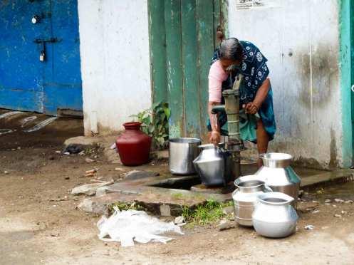 La vie de Madurai