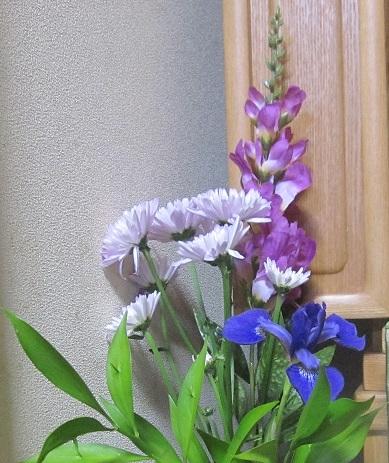 仏壇 生花 造花
