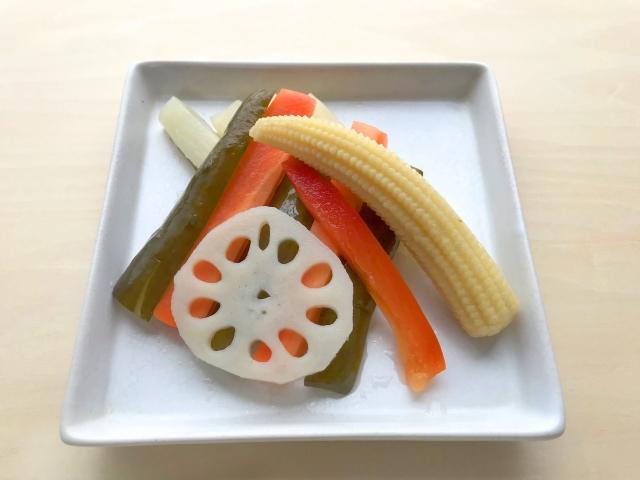 米酢 穀物酢 ピクルス
