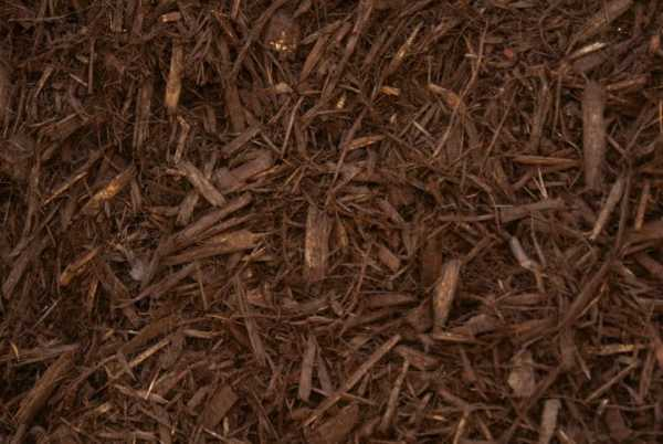 Brown Mulch Bulk Delivery Installation Available