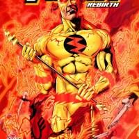 The Flash Rebirth # 04 , Flash Facts........