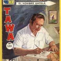 50 Años, de Tawa El Hombre Gacela