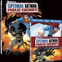 Superman Batman Enemigos Publicos, Villanos y Aventuras del World Finnest