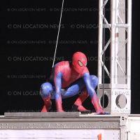 Nuevas Imagenes Del Traje de Spiderman , Desde Todos Los angulos