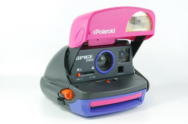 Get your Polaroid Spice Cam at mulens.com