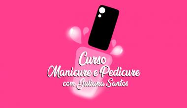 curso manicure pedicure juliana