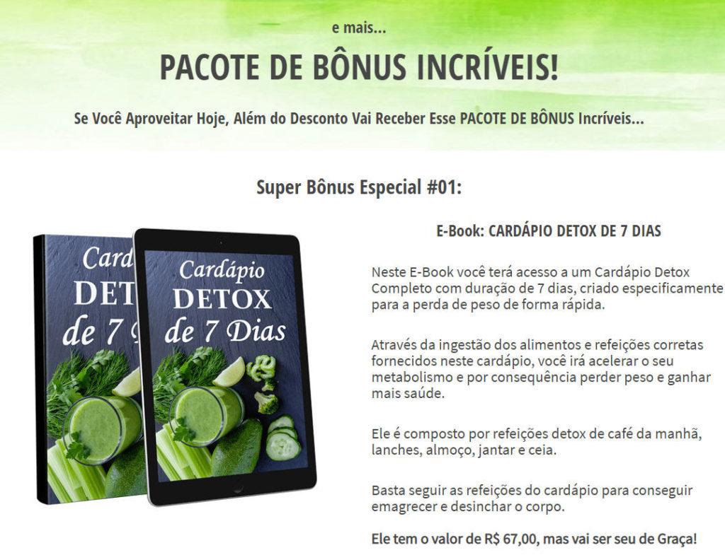 150 sucos detox para perder barriga bônus