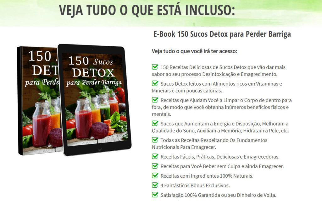 150 sucos detox para perder ebook 1