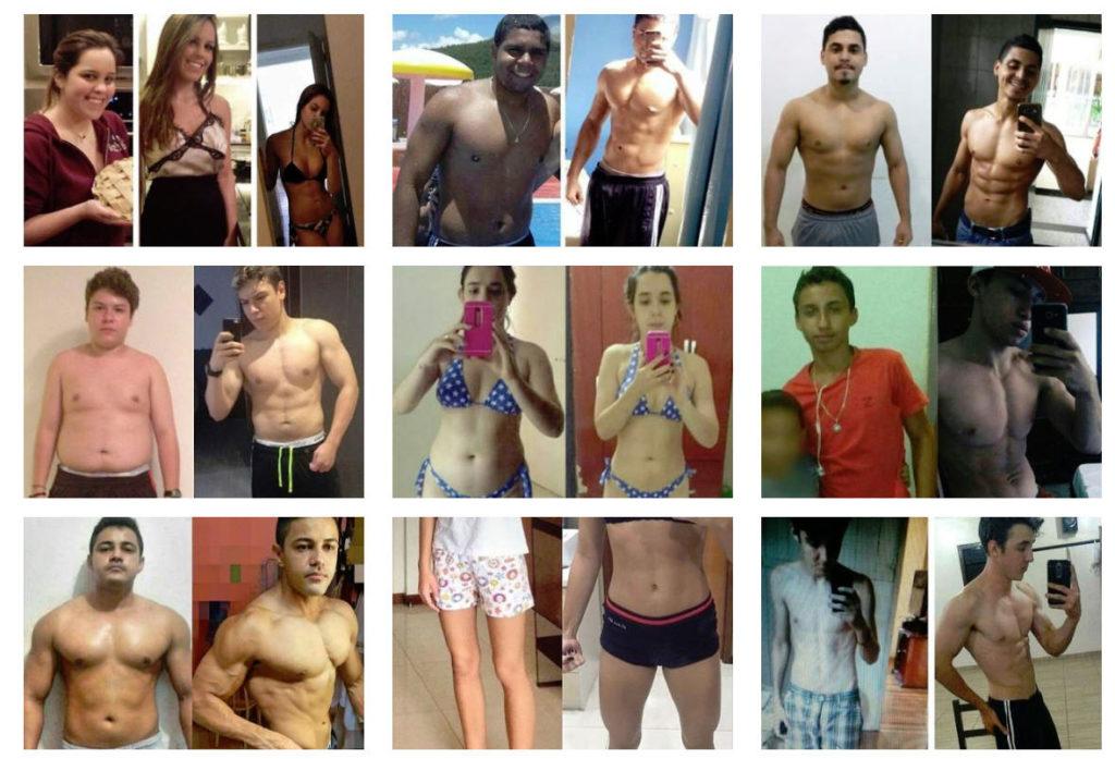dieta flexivel resultados