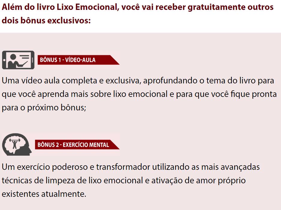 lixo emocional gratuito