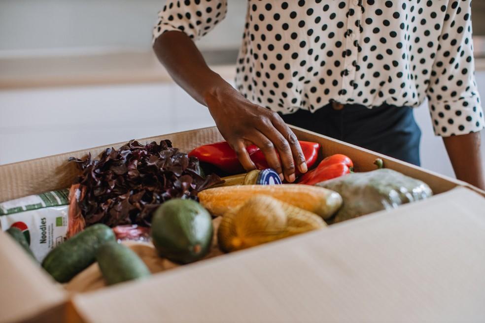 Reeducação alimentar durante o isolamento social