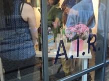 Fachada da AIR Gallery