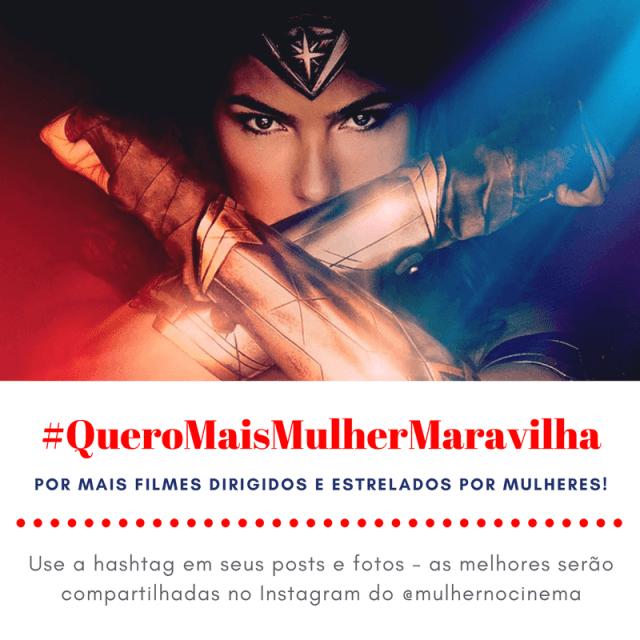 #EuViMulherMaravilha (2)