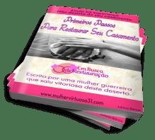 Primeiros passos para restaurar seu casamento