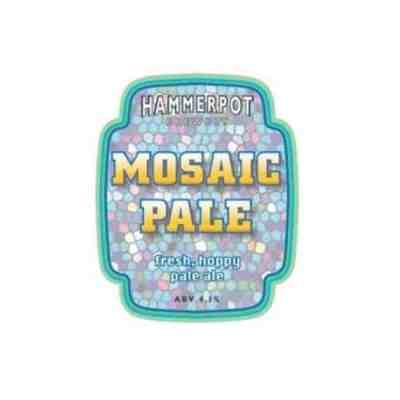 Hammerpot Brewery - Mosaic pale