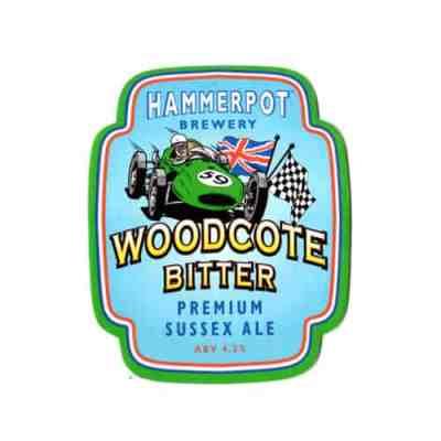 Hammerpot Brewery - woodcote bitter