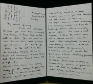 Letter from Jens
