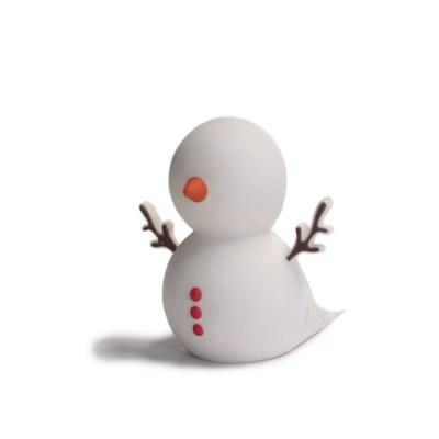 tracapuertas muñeco de nieve _1