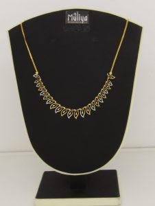 Diamond Necklace MJ: 728237735