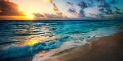 المشي على البحر في المنام