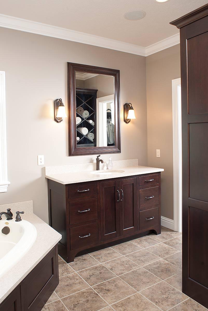 Mullet Cabinet Custom Designed Bath