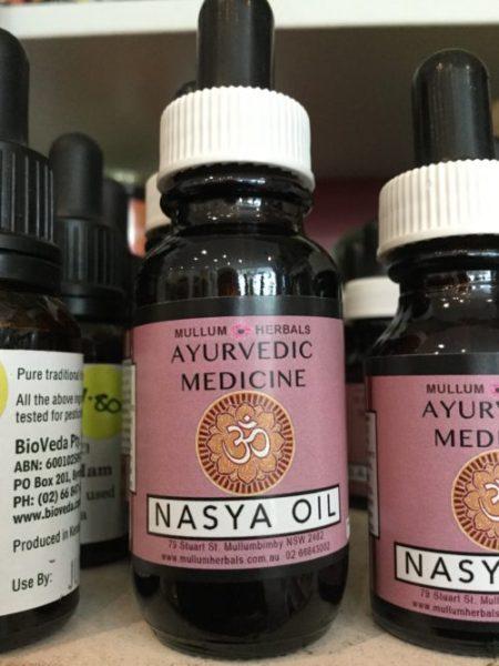 Nasya Oil Mullum Herbals