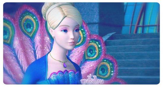 Красивые картинки с Барби в роли принцессы острова