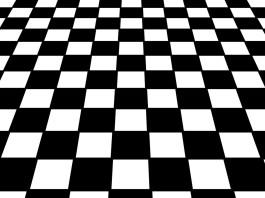 Fundo xadrez