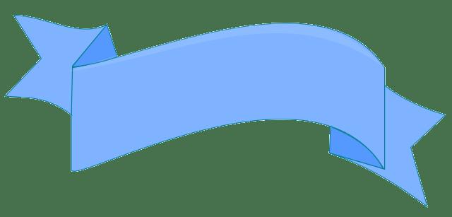 Faixa azul