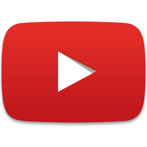 Logo do Youtube transparente
