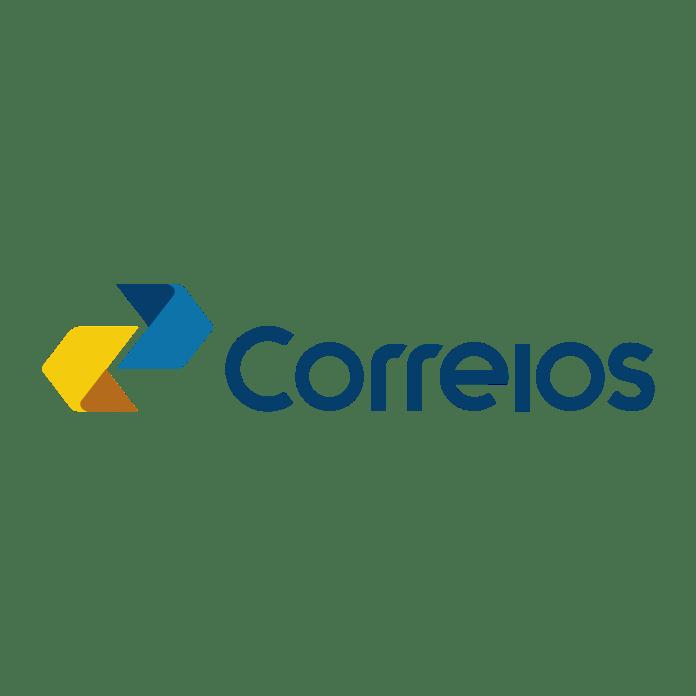 Logomarca transparente Correios