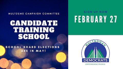 Candidate Training February 27