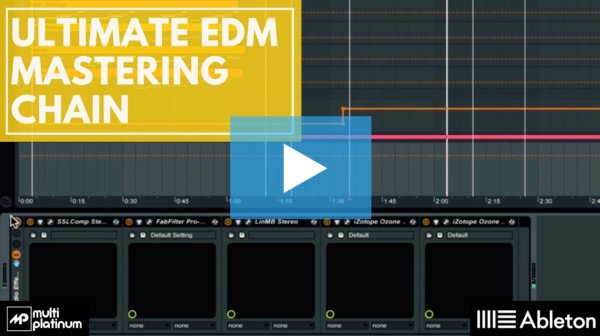 Ultimate EDM Mastering Chain-Thinkific Course CARD-500x280