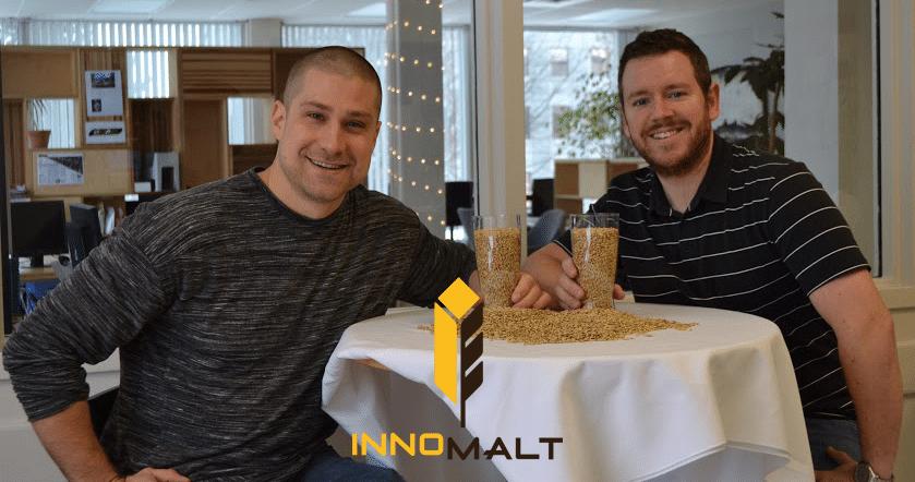innomalt- entrepreneur du mois