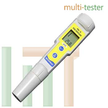 pH Meter Anti Air AMTAST KL-035