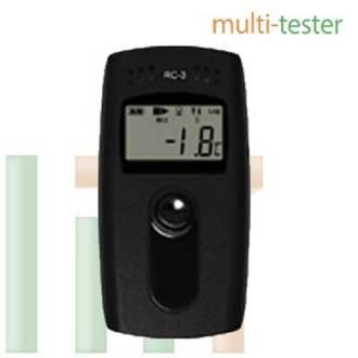 Pengukur Mini Suhu dan Kelembaban Data Logger RC-4HC