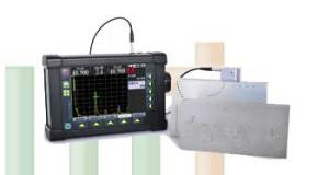 Alat Pengukur Ultrasonic Flaw Detector NOVOTEST UD-1