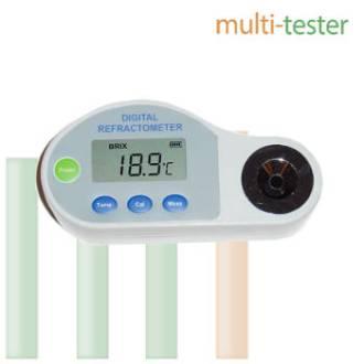 Refraktometer Digital AMTAST DAL6