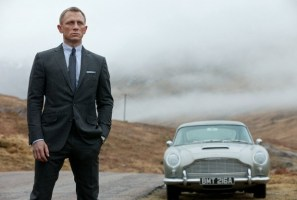 James-Bond-with-the-Classic-Goldfinger-Aston-Martin