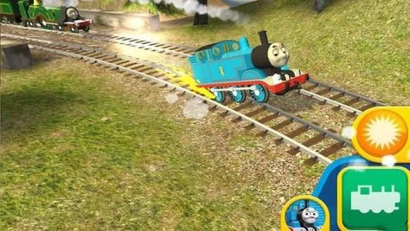 10. Thomas et ses amis: Allez-y!