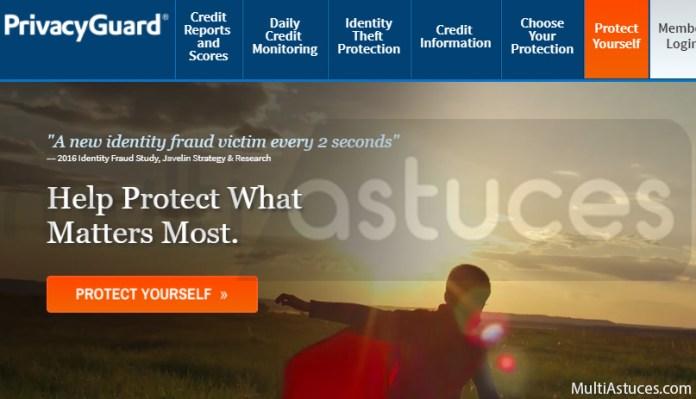 Meilleurs services de protection contre le vol d'identité