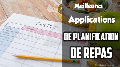 5 Meilleures Applications De Planification De Repas De 2019