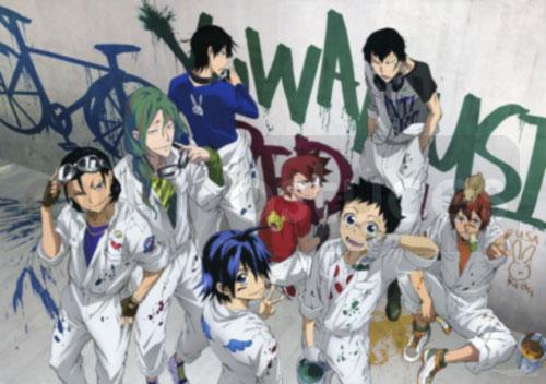 séries animes sportifs