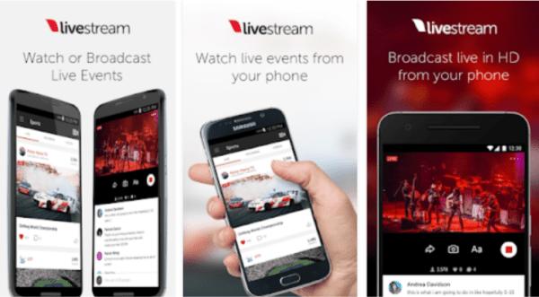 applications de streaming de sports en direct