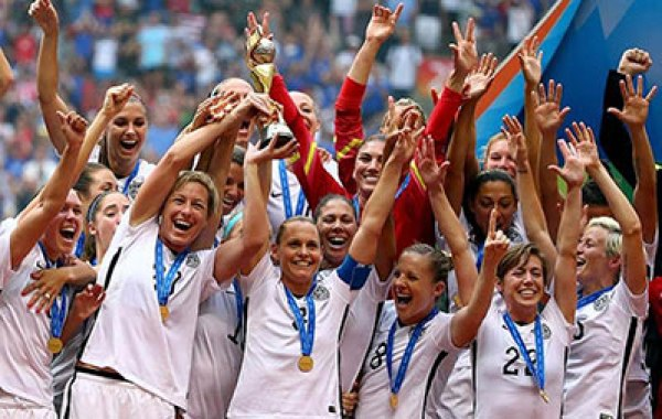 Coupe du Monde Féminine