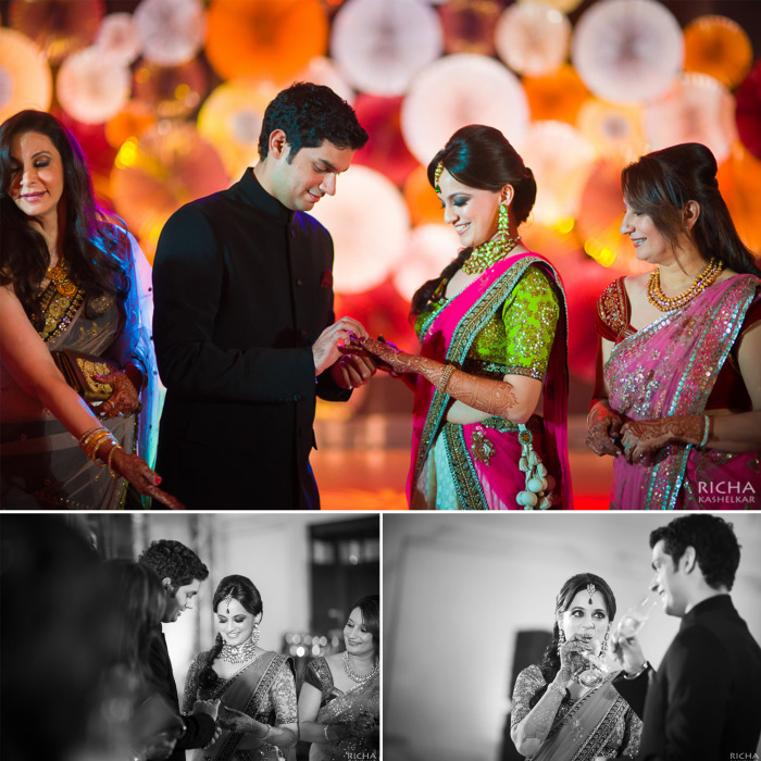 Sonia Shenoy wedding pictures