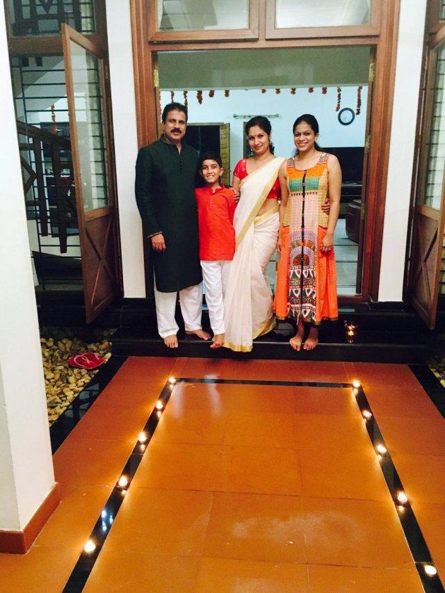 Porinju Veliyath Family