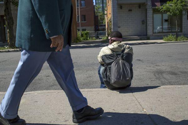 Côte-des-Neiges demande 135 000$ pour embaucher deux travailleurs de rue.